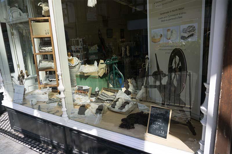 The Lost Sheep Company Shop
